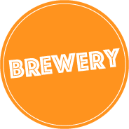 Brewery industry logo image