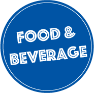 Food and beverage indsutry logo image